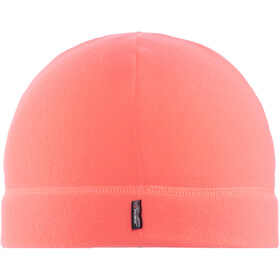 Buff Polar Casquette, solid coral pink